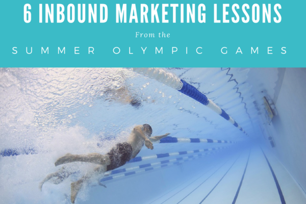 Olympic athletes can teach valuable inbound marketing lessons